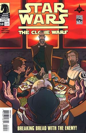 Star Wars The Clone Wars Vol 1 10