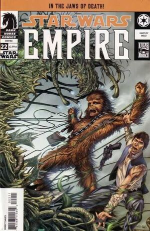 Star Wars Empire Vol 1 22
