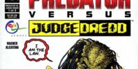 Predator vs. Judge Dredd Vol 1