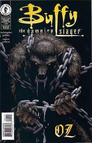 Buffy the Vampire Slayer Oz Vol 1 1