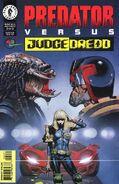 Predator vs Judge Dredd Vol 1 2