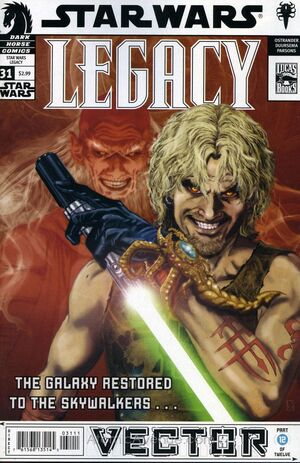 Star Wars Legacy Vol 1 31