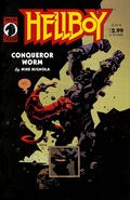 Hellboy Conqeror Worm Vol 1 2