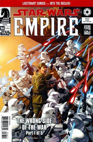 Star Wars Empire Vol 1 36
