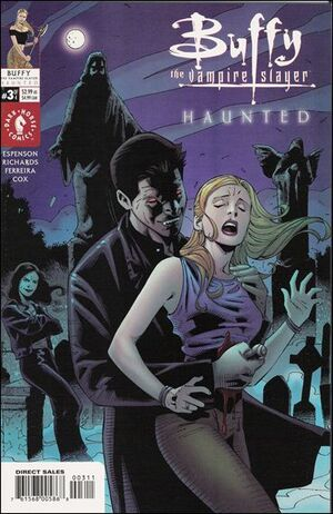 Buffy the Vampire Slayer Haunted Vol 1 3