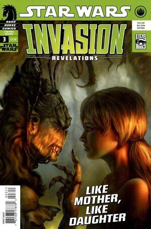 Star Wars Invasion Revelations Vol 1 3
