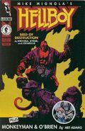 Hellboy- Seed of Destruction Vol 1 1