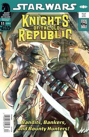 Star Wars Knights of the Old Republic Vol 1 11