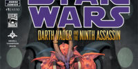 Star Wars: Darth Vader and the Ninth Assassin Vol 1