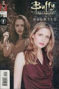Buffy the Vampire Slayer Haunted Vol 1 2-B