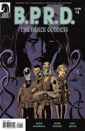 BPRD The Black Goddess Vol 1 1
