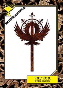 Hellchaser emblem