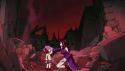 Ultear finds Meredy