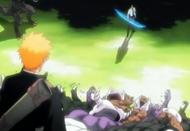 Ichigo asks Uryu to work together with him