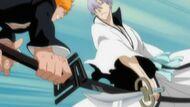 Ichigo Kurosaki vs Gin Ichimaru