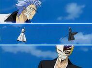 Ichigo vs Grimmjow round 2