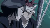 Rukia fights Renji