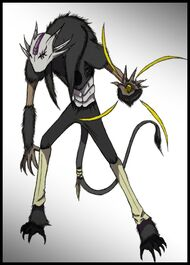Yoruichi's 2nd Form (Resurreccion Form)