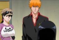 Ichigo and Ikumi listen to Ginjo