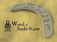 Wand of Sadie