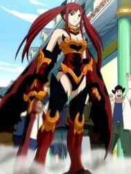 Flame Empress Armor