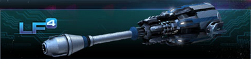 LF-4 Laser Cannon