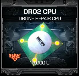 DR02 CPU