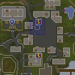 Medium threat ge location