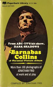 Barnabas Collins - A Personal Picture Album