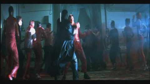 Blade fight scene- Wesley Snipes (1998)