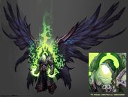 Darksiders II Archon Corruptpass