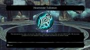 Heartstone Talisman