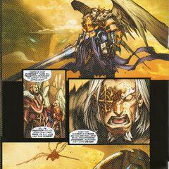 Abaddon - Comic