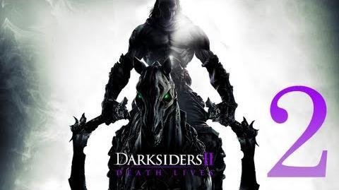 Darksiders II Walkthrough - Part 2 - コールドロン - The Cauldron