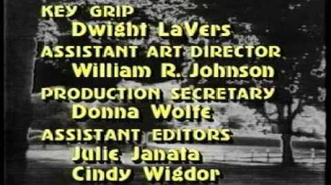 Tales From the Darkside Ending Credits