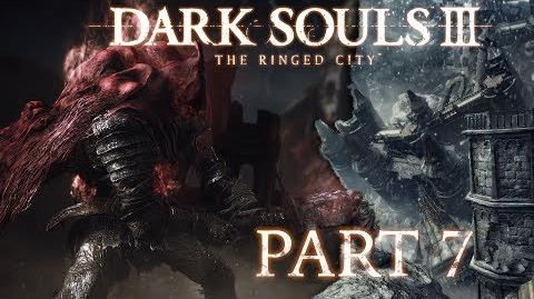 Dark Souls 3 The Ringed City NG BLIND - Part 7 - Filianore & The Red Hood-1502293405