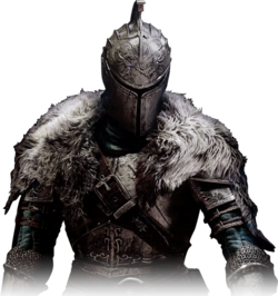 Dark Souls II Warrior