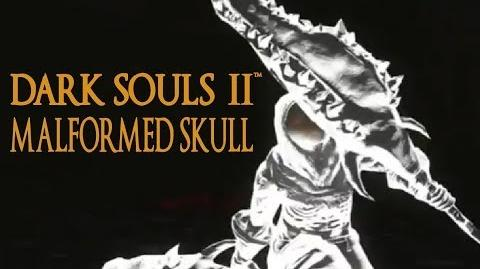 Dark Souls 2 Malformed Skull Tutorial (dual wielding w power stance)
