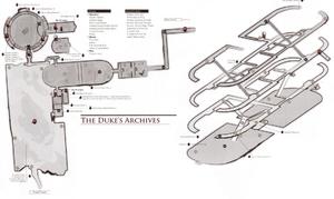 15 Duke's Archives