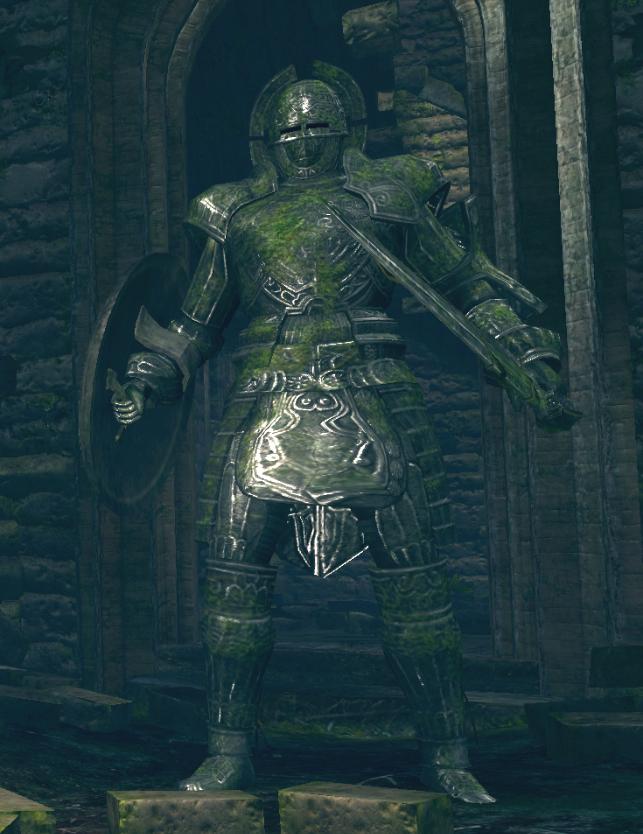 Stone knight dark souls wiki fandom powered by wikia