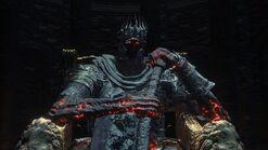 Yhorm-throne
