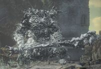 Demonio salvaje (Dark Souls III)
