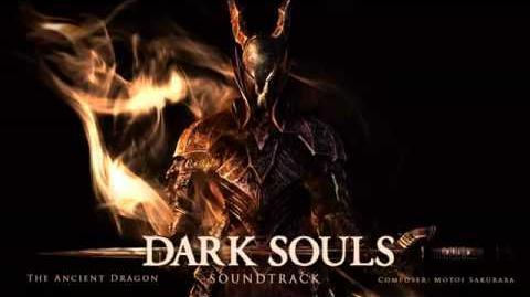 Dark Souls Music - The Ancient Dragon Ash Lake