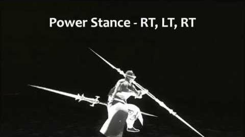Dark Souls 2 Stone Twinblade Tutorial (dual wielding w power stance)