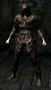 Hollow thief female