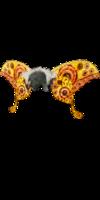 Moon Butterfly Wings