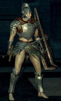 Darkmoon soldier