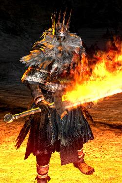 Gwyn, Lord of Cinder
