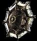 Crystal ring shield
