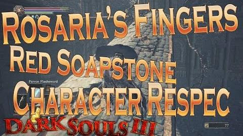 Red Sign Soapstone (Dark Souls II)